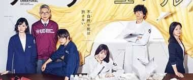 2018年TBS金曜ドラマ『アンナチュラル』